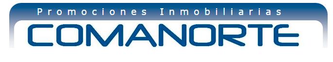 Comanorte - Promociones Inmobiliarias logo